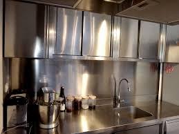 meuble inox cuisine pro cuisine professionnelle inox cuisine contemporaine en inox