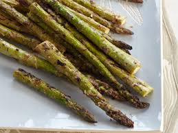 asparagus thanksgiving mustard and mayonnaise glazed asparagus recipe nate appleman