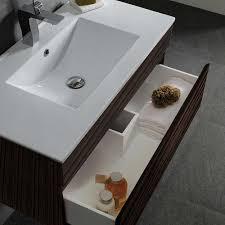 Vigo Bathroom Vanity by Vigo Industries Vg09008109k 36 Inch Modern Wall Mount Vanity With