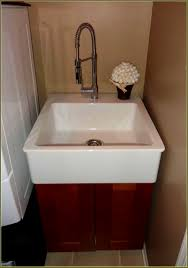 bathroom pretty laundry room sink cabinet garage sinks cabinets