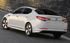 updated 2013 kia optima hybrid hits 40 mpg photo gallery