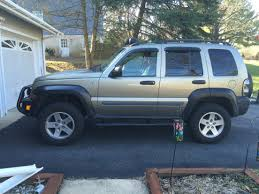 lifted with wrangler rims my jeep liberty crd pinterest jeep