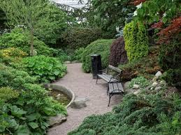Rock Garden Society The Rock Garden Of The Garden Society