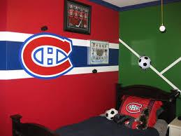 chambre canadien de montreal decoration chambre canadiens montreal visuel 3