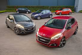 peugeot cars older models 2016 peugeot 208 pricing and specifications more models sharper