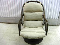 wicker outdoor swivel rocker the best style outdoor swivel