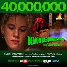 demon resurrection home facebook