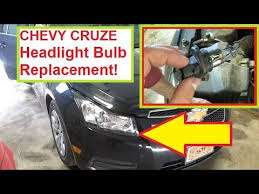 car light bulb replacement chevrolet cruze headlight bulb replacement 2010 2011 2012 2013 2014