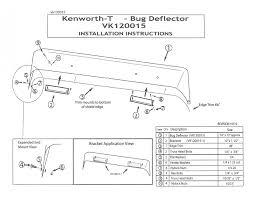 kenworth t800 wiring diagram symbols sesapro com