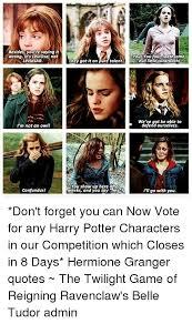 Hermione Granger Memes - 25 best memes about hermione granger quotes hermione