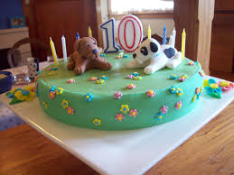 puppy cakes u2013 decoration ideas little birthday cakes