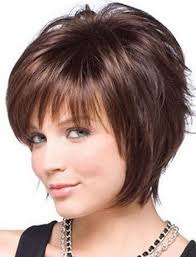 short haircuts for round face thin hair ideas for 2018 page 2 of 4
