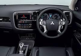 mitsubishi asx 2018 interior 2016 mitsubishi outlander phev new united cars united cars