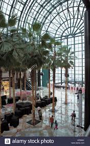 financial district world financial center winter garden new york