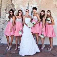 bridesmaid dresses 2015 aliexpress buy hot pink bridesmaid dresses 2015 dress