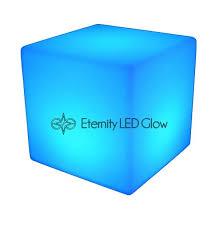 light up cubes 12 led cube seat eternity led