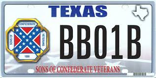 Don T Tread On Me Confederate Flag Court Errs On Texas U0027 Confederate Themed License Plates