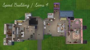 the friends u0027 apartments speed building sims 4 youtube