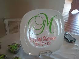 easy wedding shower decorations