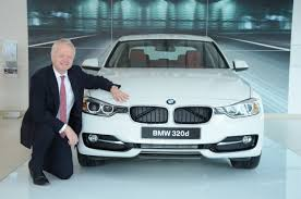 bmw in with philipp sahr the president of bmw india