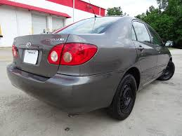 toyota 2006 le 2006 used toyota corolla 4dr sedan le automatic at one and only