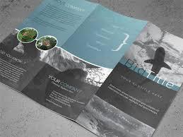 brochure psd template 3 fold tri fold brochure psd template by kinzi21 graphicriver