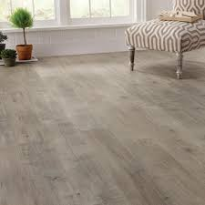 Distressed Laminate Flooring Home Depot Home Decorators Collection Eir Ashcombe Aged Oak 8 Mm Thick X 7 11