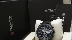 tag heuer ads tag heuer calibre 16 day date automatic black ref cv2a81 youtube