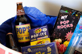 fathers day basket my pop rocks my insanity