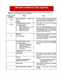 35 free agenda templates free u0026 premium templates