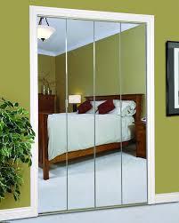 Stanley Bifold Mirrored Closet Doors Bi Fold Door System Upto 1200mm Wide