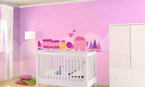 la chambre ville chambre bébé ville leostickers
