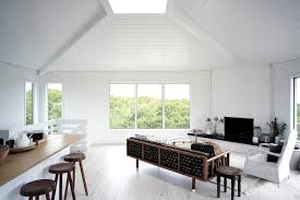 Perfect Interior Design by Unpretentious Beach House By Space Exploration Design Is A Perfect