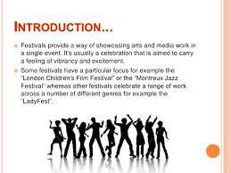 6 1 powerpoint presentation on festivals