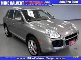 2005 Porsche Cayenne - 2005 titanium metallic porsche cayenne turbo 32392108 gtcarlot