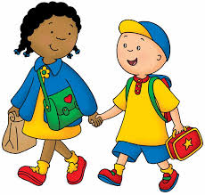image caillou clementine jpg caillou wiki fandom powered