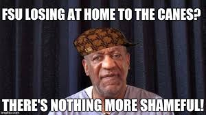 Fsu Memes - cosby loves the noles imgflip