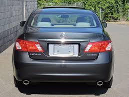 lexus sedan usa used 2007 lexus es 350 3 0t premium at auto house usa saugus