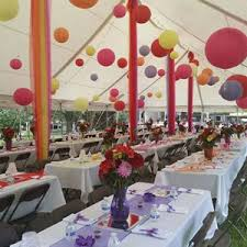 party rental equipment and party rental construction equipment tents party