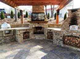 best outdoor fireplace kits plans u2014 jen u0026 joes design
