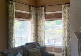 Bamboo Curtains For Windows Newport Beach Ca Window Treatments Plantation Shutters Wood