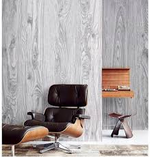 blooming wall faux natural wood plank wood grain wood panel wall