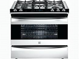 Gas Cooktop Sears Kitchen Kenmore Elite Gas Stove Top Lapostadelcangrejo Pertaining