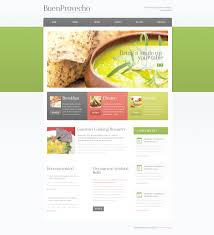 site de cuisine marocaine en arabe cuisine website template cooking recipe recipes custom website