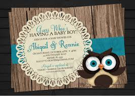 vintage owl baby shower invitations rustic baby shower invitations theruntime com