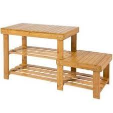 Shoe Storage With Seat Or Bench - shoe storage bench entryway shoes organizer mudroom closet shelf