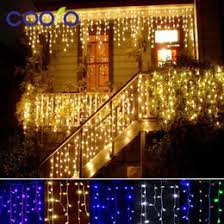 Plastic Outdoor Christmas Decorations For Sale by Plastic String Curtains Online Wholesale Distributors Plastic