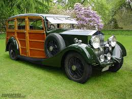 roll royce rois 1936 rolls royce 20 25 shooting brake woodies pinterest