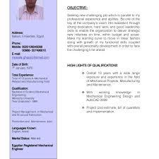 resume format pdf download free job estimate resume rare mechanical engineering format template word cv forher