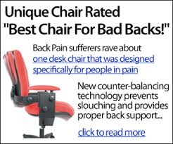 Best Chair For Back Pain Read These Informative Back Pain Office Chair Reviews